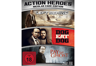Action Heroes - Nicolas Cage Edition - (Blu-ray)