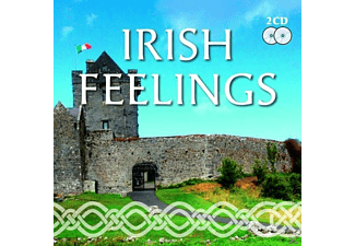 VARIOUS - Irish Feelings - (CD)