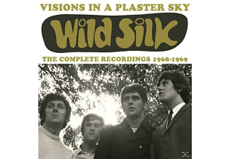 Wild Silk - Visions In A Plaste-The Complete Recordings - (CD)