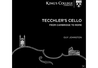 Guy Johnston, Magnus Johnston, Tom Poster, Sheku Kanneh-Mason, Stephen Cleobury, Choir Of Kings College Cambridge, Carlo Rizzari, Orchestra Dell'accademia Nazionale Di Santa Cecilia - Tecchler's Cello - (CD)