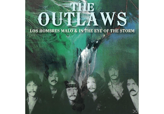 The Outlaws - Los Hombres Malo/In The Eye Of The Storm - (CD)