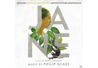 Philip Glass - Jane (Original Motion Picture Soundtrack) - (CD)