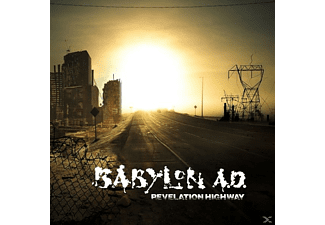 Babylon A.D. - Revelation Highway (Ltd.Gatefold/Black Vinyl) - (Vinyl)