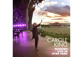 Carole King - Tapestry: Live in Hyde Park (CD + DVD)
