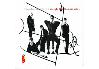 Spandau Ballet - Through the Barricades (CD + DVD)