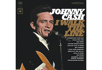 Johnny Cash - I Walk the Line (Vinyl LP (nagylemez))