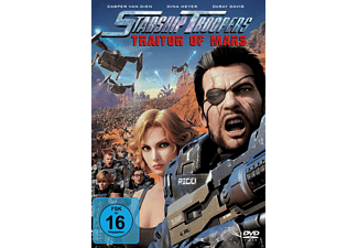 Starship Troopers: Traitor of Mars - (DVD)