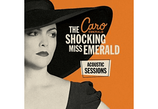 Caro Emerald - Shocking Miss Emerald Acoustic (Vinyl LP (nagylemez))
