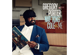 "Gregory Porter - Nat ""King"" Cole & Me (Colletcor's Deluxe) (CD)"