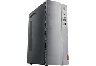 LENOVO IdeaCentre 510 Desktop PC (AMD A12-9800, 3.8 GHz, 1 TB )