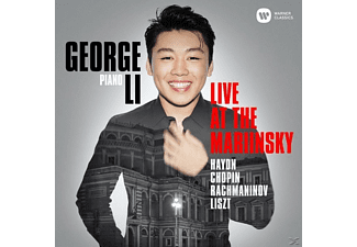 George Li - Live at Mariinsky - (CD)