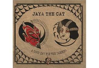 Jaya The Cat - A Good Day For The Damned - (CD)