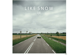 Like Snow - Life (EP) - (CD)