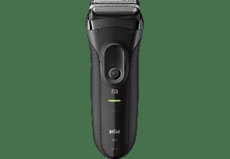 BRAUN Series 3 ProSkin - 3020s, Rasierer, Schwarz