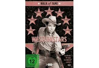 Walk of Fame - Westernstars - (DVD)