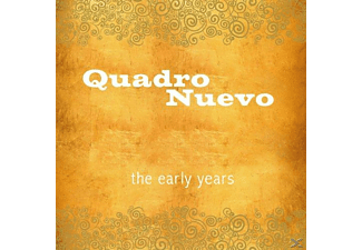 Quadro Nuevo - The Early Years (10CD Earbook) - (CD)