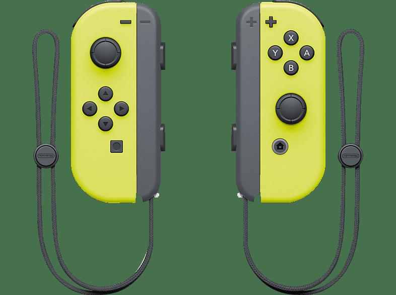 NINTENDO Joy-con pair neon yellow gaming απογείωσε την gaming εμπειρία αξεσουάρ switch