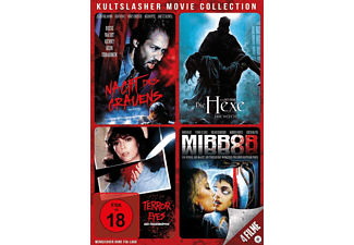 Kultslasher Movie Collection - (DVD)