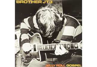 Brother Jt3 - Jelly Roll Gospel - (Vinyl)