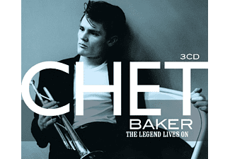 Chet Baker - Legend Lives On (CD)