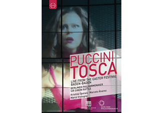 Berliner Philharmoniker - Puccini: Tosca - Live from the Easter Festival Baden-Baden (DVD)