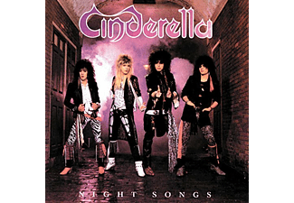 Cinderella - Night Songs (CD)