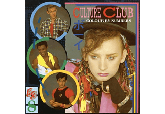Culture Club - Colour By Numbers (CD)