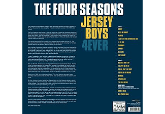 Four Seasons - Jersey Boys 4 Ever + 2 (Vinyl LP (nagylemez))