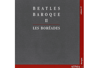 Les Boreades - Beatles Baroque 2 - (CD)
