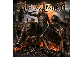 Night Legion - Night Legion - (CD)