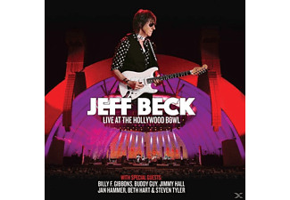 Jeff Beck - Live At The Hollywood Bowl (Blu Ray) - (Blu-ray)