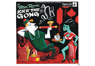 Rhum Runners - Kick The Gong - (CD)