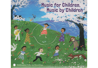 VARIOUS - Music for Children,Music by Children - (CD)