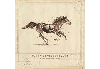 Turnpike Troubadours - A Long Way From Your Heart (LP - (Vinyl)
