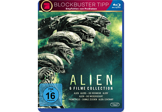Alien 1-6 Collection - (Blu-ray)