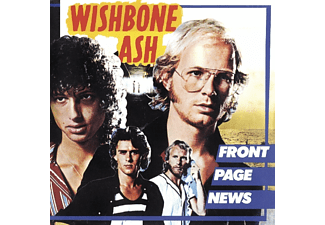 Wishbone Ash - Front Page News (CD)