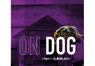 On Dog - 'Part I-Sloeblack' - (CD)