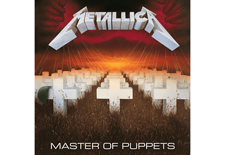 Metallica - Master Of Puppets (Remastered Deluxe Edition) (LP + DVD + CD)