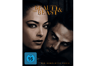 Beauty And The Beast (Gesamtbox) - (DVD)