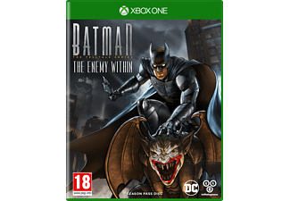Telltale's Batman Season 2: The Enemy Within Xbox One