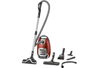 ROWENTA RO 6493 EA Silence Force 4A+ Animal Care Staubsauger mit Beutel, EEK: A+, Rot