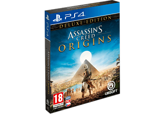 Assassin's Creed Origins Set Pack (Előrendelői csomag) (Deluxe Edition) (PlayStation 4)