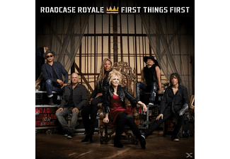 Roadcase Royale - First Things First - (CD)