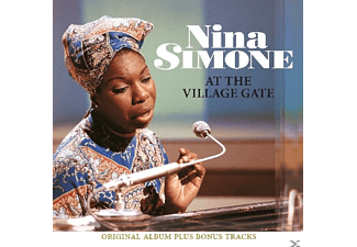 Nina Simone - At The Village Gate - (CD)