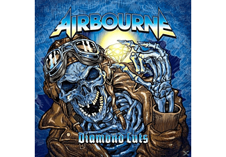 Airbourne - Diamond Cuts (Deluxe Box) - (CD + DVD Video)