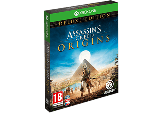 Assassin's Creed Origins Set Pack (Előrendelői csomag) (Deluxe Edition) (Xbox One)