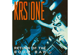 KRS-One - Return Of The Boom Bap - (Vinyl)
