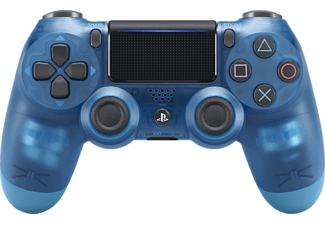SONY DUALSHOCK4, Wireless-Controller, Blau
