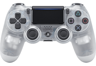 SONY DUALSHOCK4 Wireless-Controller Crystal, Wireless-Controller