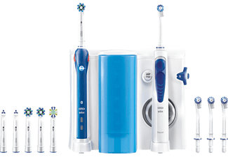 ORAL-B Center 5000, Mundpflegecenter, Weiß/Dunkelblau